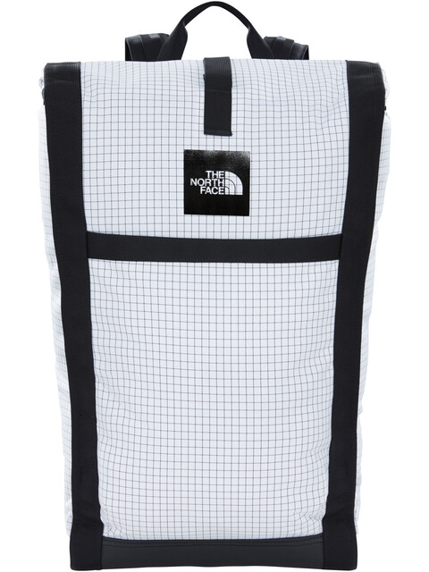 The North Face Homestead Waterproof Pack TNF White Ripstop/TNF Black